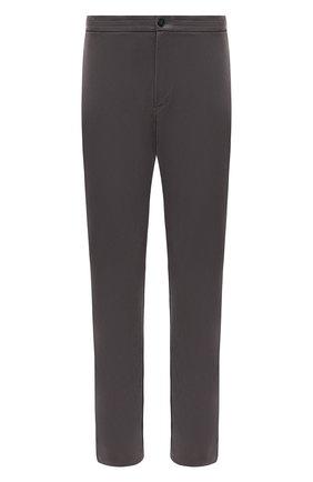 Мужской брюки GIORGIO ARMANI темно-серого цвета, арт. 6HSP53/SJGBZ | Фото 1