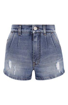 Женские джинсовые шорты DOLCE & GABBANA синего цвета, арт. FTBXCD/G8CS6 | Фото 1