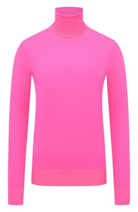 Женская водолазка TOM FORD розового цвета, арт. MAK1031-YAX283   Фото 1