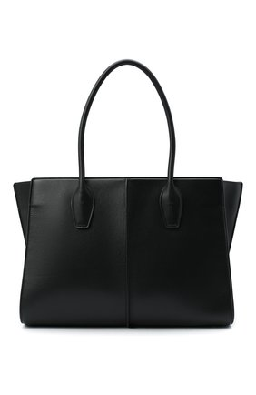 Женский сумка TOD'S черного цвета, арт. XBWA0NA0300R0R | Фото 1