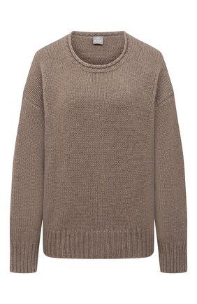 Женский кашемировый свитер FTC бежевого цвета, арт. 800-0170 | Фото 1