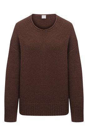 Женский кашемировый свитер FTC коричневого цвета, арт. 800-0170 | Фото 1
