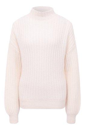 Женский кашемировый свитер FTC белого цвета, арт. 800-0210 | Фото 1