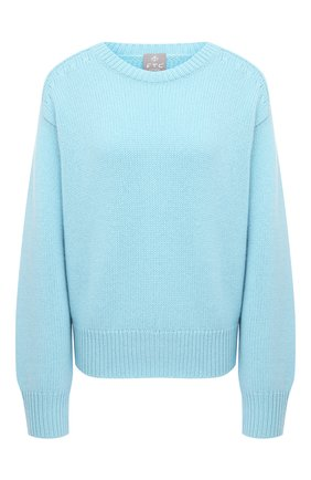 Женский кашемировый свитер FTC голубого цвета, арт. 800-0220   Фото 1