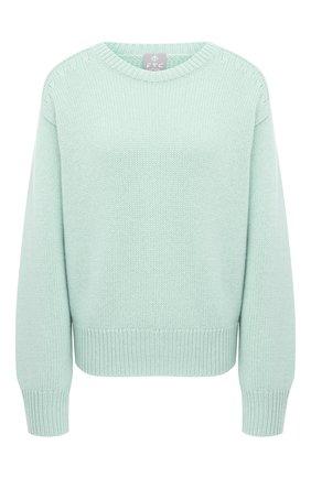 Женский кашемировый свитер FTC светло-зеленого цвета, арт. 800-0220   Фото 1