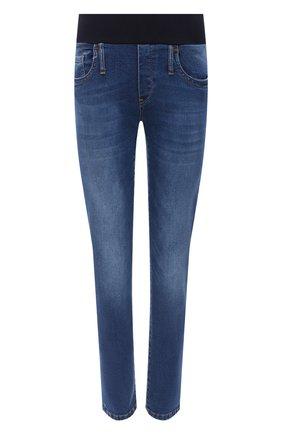 Женские джинсы PIETRO BRUNELLI синего цвета, арт. JPSC50/DE0084 | Фото 1