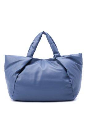 Женский сумка GIORGIO ARMANI голубого цвета, арт. Y1D130/YTH7A | Фото 1