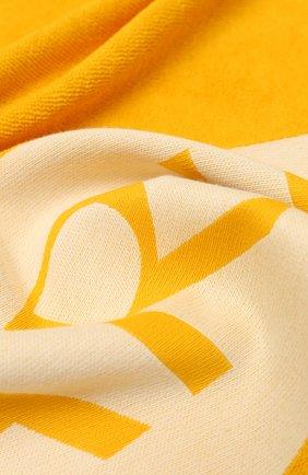 Женское полотенце zita MARIE JO желтого цвета, арт. 1002298 | Фото 2