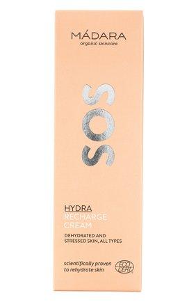 Женское интенсивно увлажняющий крем sos MADARA бесцветного цвета, арт. A3011 | Фото 2