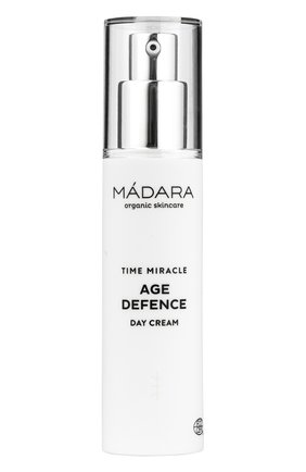 Женское дневной крем time miracle age defence MADARA бесцветного цвета, арт. A3161 | Фото 1
