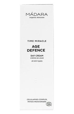Дневной крем time miracle age defence MADARA бесцветного цвета, арт. A3161   Фото 2
