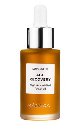 Женское масло для лица superseed anti-age recovery MADARA бесцветного цвета, арт. A2603 | Фото 1