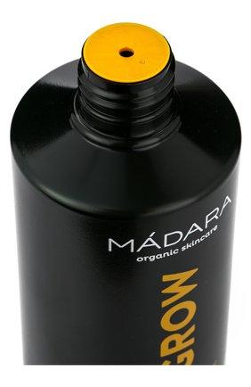 Женский шампунь для волос для стимуляции роста волос grow volume MADARA бесцветного цвета, арт. A4071 | Фото 2