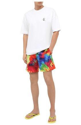 Детского плавки-шорты POLO RALPH LAUREN разноцветного цвета, арт. 710799485 | Фото 2