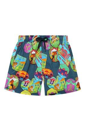 Детские плавки-шорты VILEBREQUIN разноцветного цвета, арт. JIIU0F03/342 | Фото 1