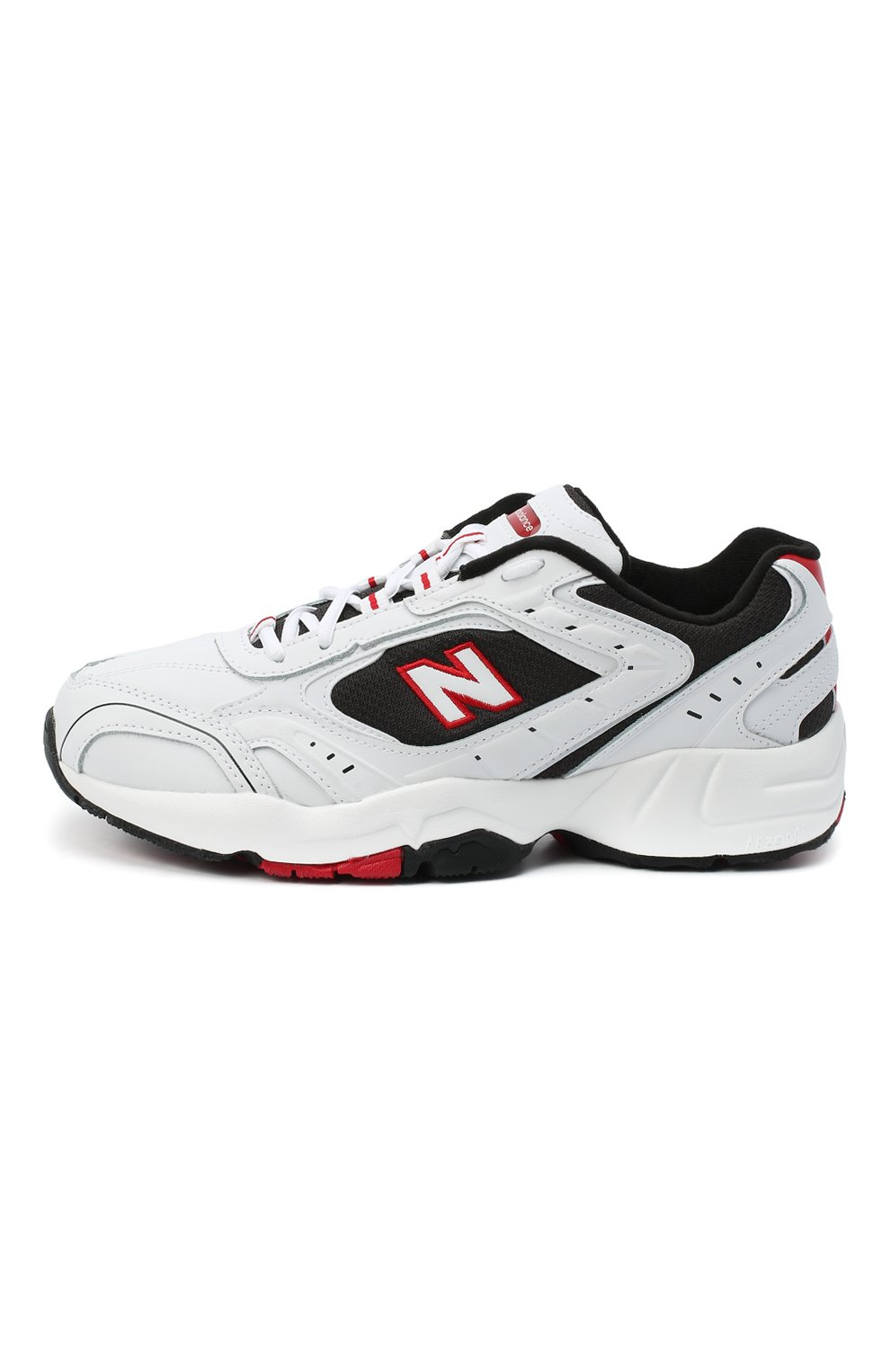 Мужские кроссовки 452 NEW BALANCE белого цвета, арт. MX452SD/D   Фото 3