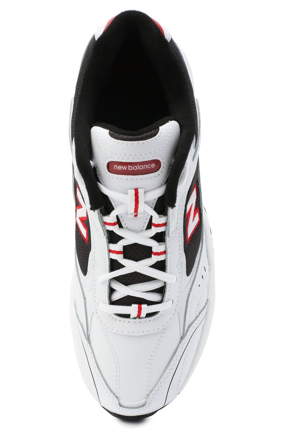 Мужские кроссовки 452 NEW BALANCE белого цвета, арт. MX452SD/D   Фото 5