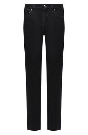Мужские джинсы GIORGIO ARMANI темно-синего цвета, арт. 6HSJ63/SN59Z | Фото 1