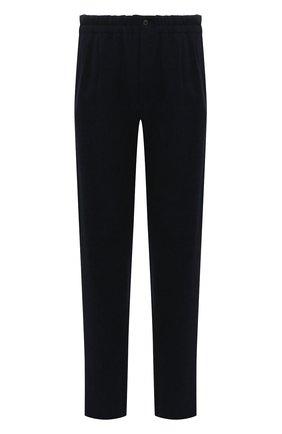 Мужской брюки GIORGIO ARMANI темно-синего цвета, арт. 9SGPP05M/T01XP | Фото 1