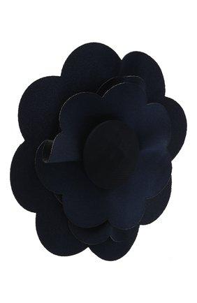 брошь GIORGIO ARMANI синего цвета, арт. 61M422/0A042   Фото 2