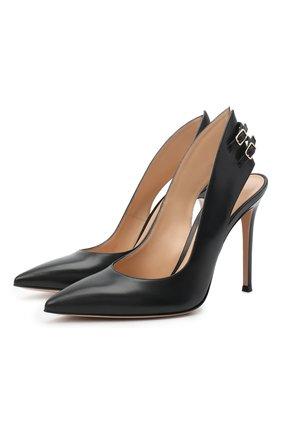 Кожаные туфли Fraser 105 | Фото №1