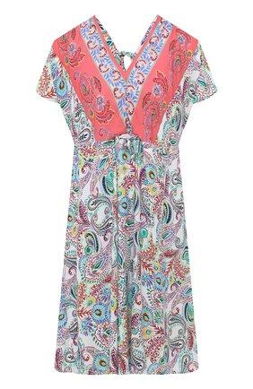 Женское платье из вискозы LISE CHARMEL разноцветного цвета, арт. ASA1538   Фото 1