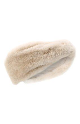 Меховая повязка на голову | Фото №1