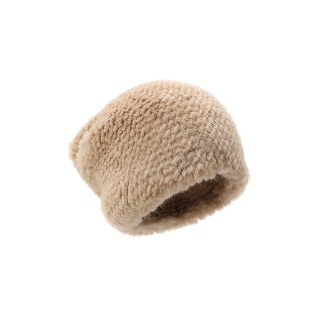 Норковая шапка Kussenkovv