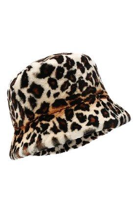 Женская шляпа из меха норки KUSSENKOVV разноцветного цвета, арт. 150110017042   Фото 1