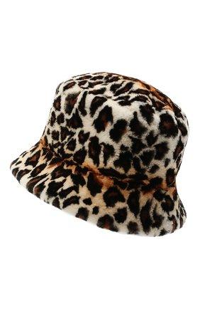 Женская шляпа из меха норки KUSSENKOVV разноцветного цвета, арт. 150110017042   Фото 2