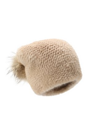 Норковая шапка | Фото №1