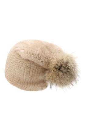 Норковая шапка | Фото №2