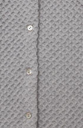 Детский хлопковый комбинезон TARTINE ET CHOCOLAT серого цвета, арт. TR32021/1M-1A | Фото 3