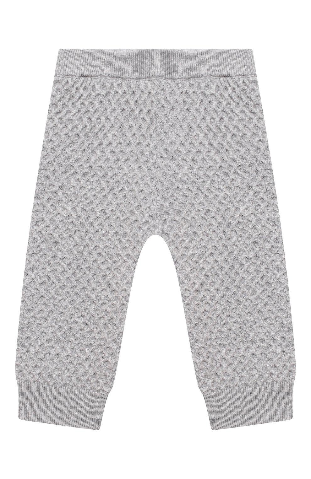 Детский комплект из пуловера и брюк TARTINE ET CHOCOLAT серого цвета, арт. TR36011/1M-1A   Фото 4