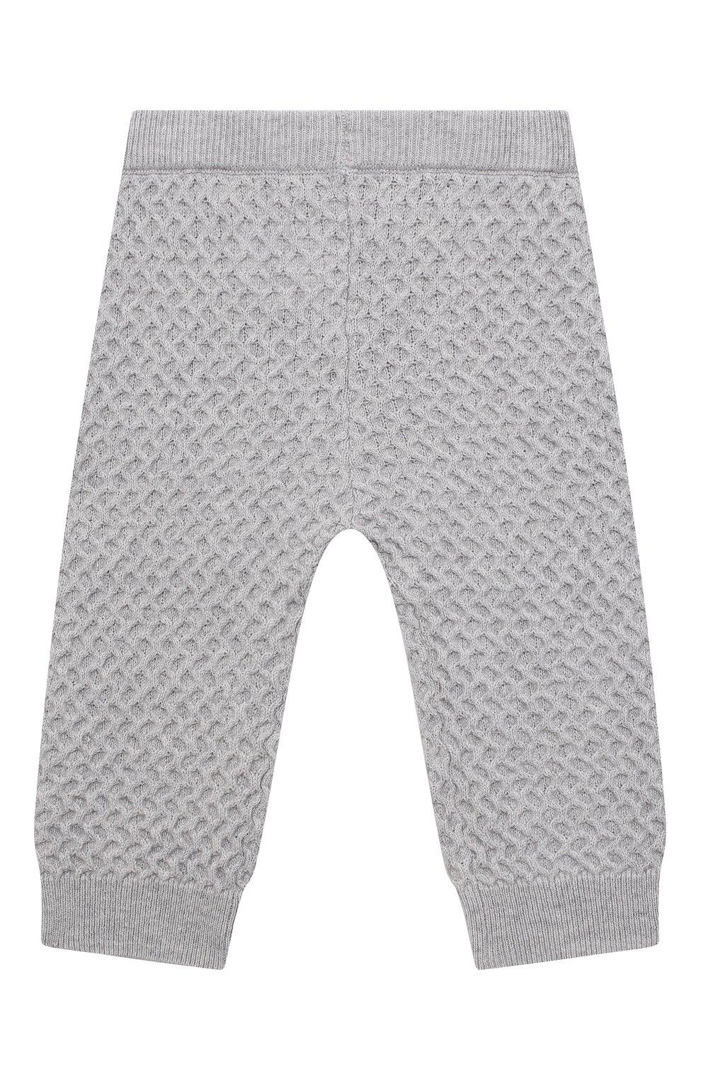Детский комплект из пуловера и брюк TARTINE ET CHOCOLAT серого цвета, арт. TR36011/1M-1A   Фото 5