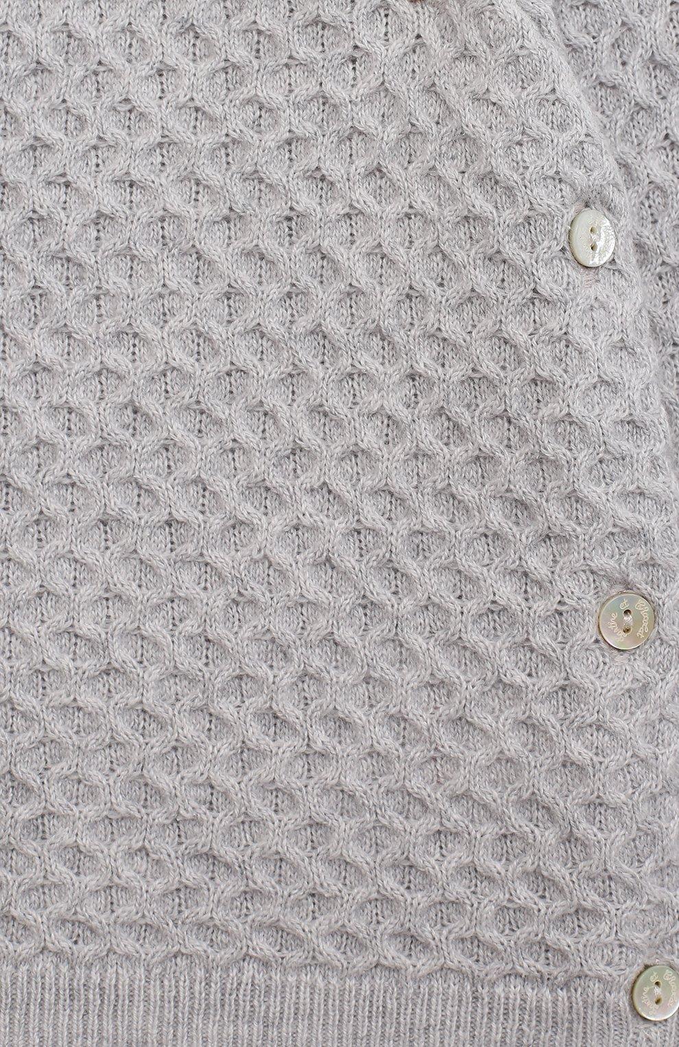 Детский комплект из пуловера и брюк TARTINE ET CHOCOLAT серого цвета, арт. TR36011/1M-1A   Фото 6
