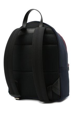 Детская рюкзак MONCLER темно-синего цвета, арт. F2-954-5A701-00-549ZM   Фото 2 (Материал: Текстиль)