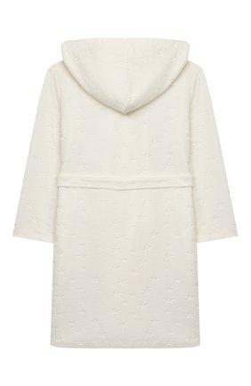 Детский халат SANETTA белого цвета, арт. 244636. | Фото 2
