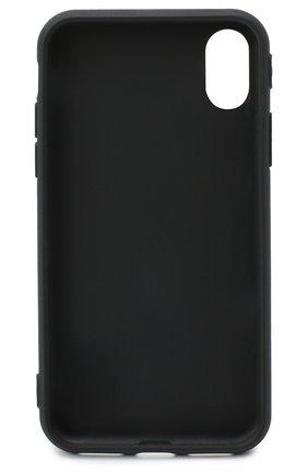 Мужской чехол для iphone x MISHRABOO черного цвета, арт. GJB X | Фото 2