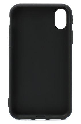 Мужской чехол для iphone x MISHRABOO черного цвета, арт. Oy vey X | Фото 2