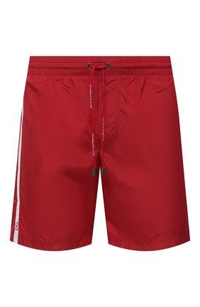 Мужские плавки-шорты DOLCE & GABBANA красного цвета, арт. M4A68T/FUSFW   Фото 1