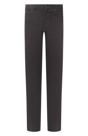 Мужские джинсы BRIONI коричневого цвета, арт. SPNJ0M/08T01/STELVI0 | Фото 1