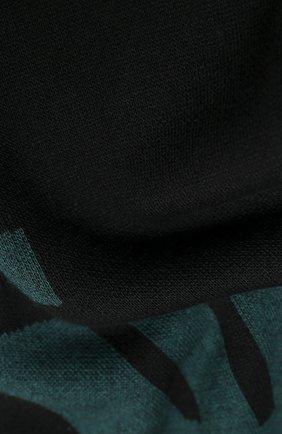 Мужской шарф OFF-WHITE зеленого цвета, арт. 0MMA001E20KNI0031057 | Фото 2