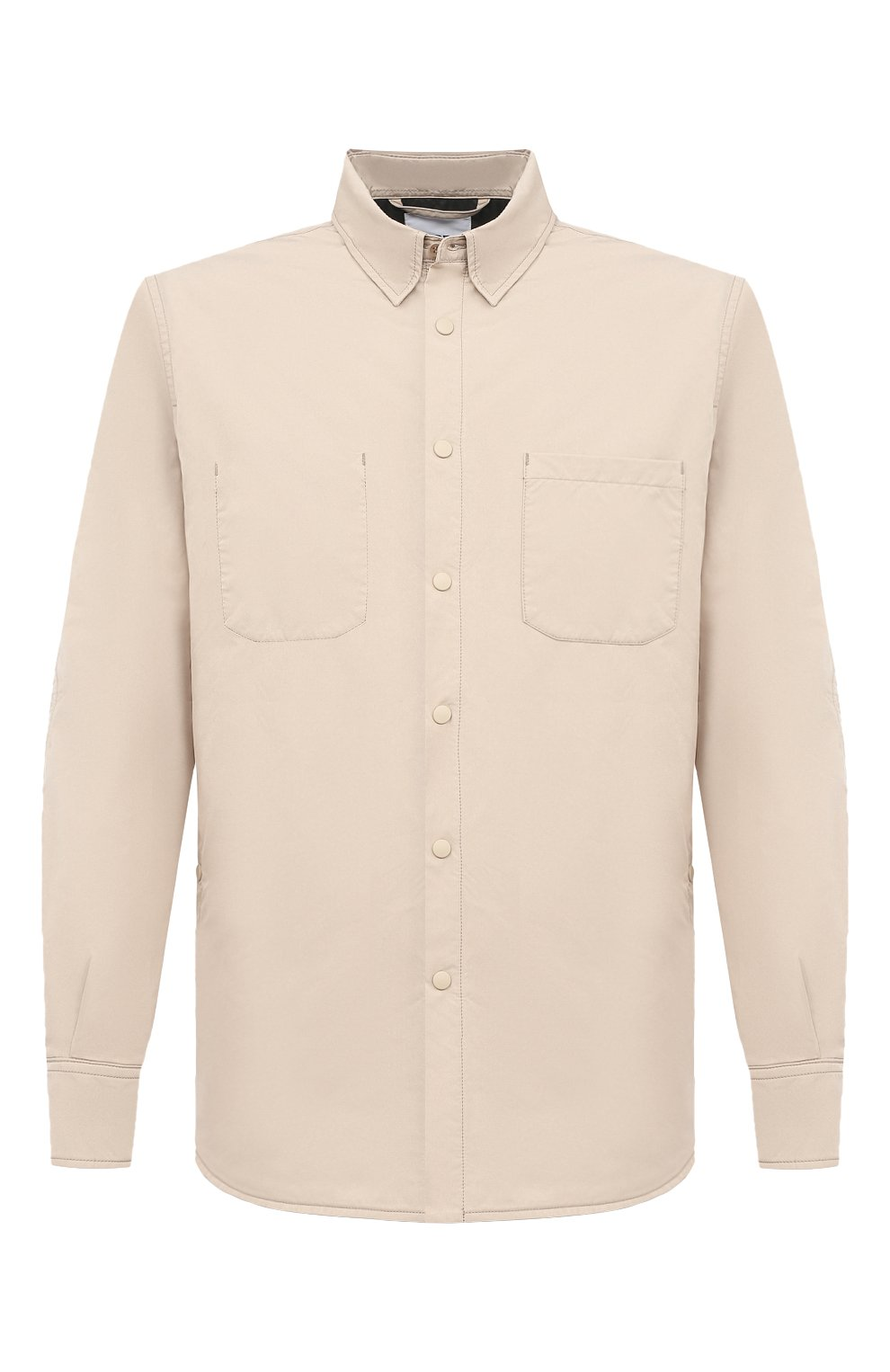 Мужская куртка-рубашка ASPESI бежевого цвета, арт. W0 I 7I29 9972 | Фото 1
