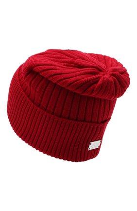 Мужская шерстяная шапка PHILIPP PLEIN красного цвета, арт. F20A MAC0561 PKN002N | Фото 2
