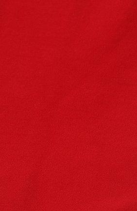 Детские гольфы YULA красного цвета, арт. YU-89 | Фото 2