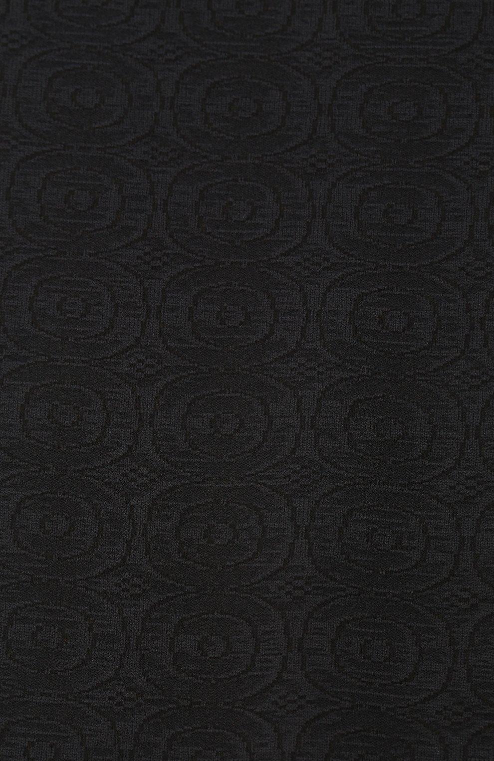 Детские колготки circles YULA темно-серого цвета, арт. YU-111   Фото 2 (Материал: Текстиль, Синтетический материал)