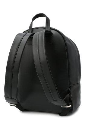 Детская рюкзак NEIL BARRETT KIDS черного цвета, арт. 026304 | Фото 2