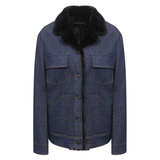 Джинсовая куртка Tom Ford