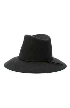 Женская шерстяная шляпа ISABEL MARANT темно-серого цвета, арт. CU0027-20A036A/KINLY | Фото 2